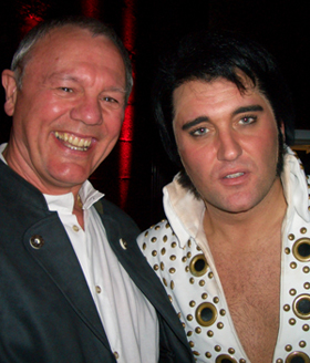 Ian Elvis donate
